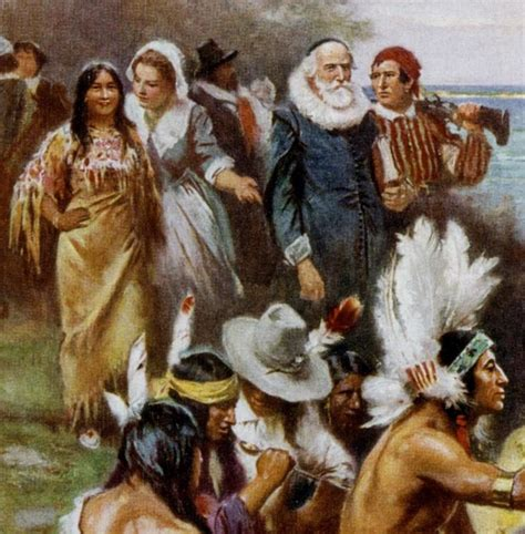 the first thanksgiving facts history facts ofthestory