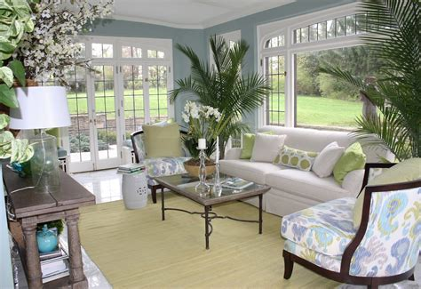 colors for sunrooms soft blue sunroom s wall paint colors with white sofa and plants sunroom
