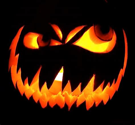 Evil Pumpkin Template 60 best cool creative scary pumpkin carving