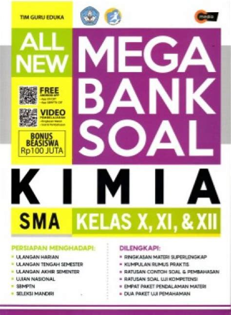 All New Mega Bank Soal Fisika Sma Kelas X Xi Xii bukukita all new mega bank soal kimia sma kelas x