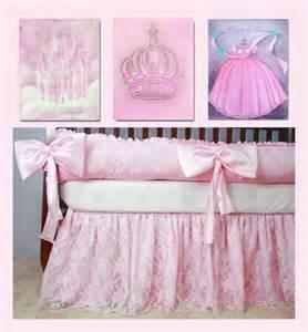 Princess Nursery Decor Baby Nursery Princess Decor Princess Set Of 3 By Handpainting