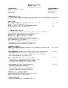 Winning Resume Sles by South Carolina Nursing Resume Sales Nursing Lewesmr