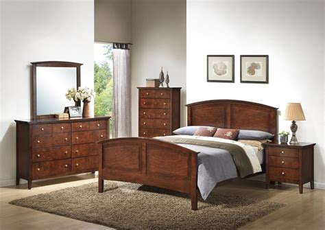 lifestyle bedroom set lifestyle whiskey transitional eight drawer dresser and