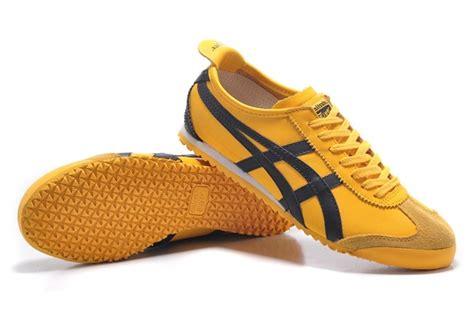 Sepatu Casual Sport Pria Asics Onitsuka Black Grey 1 migliori uomo onitsuka tiger mexico 66 scarpa giallo nero fq00243
