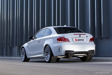 Bmw 1 Series Exhaust Price by Akrapovic Evolution Exhaust System For Bmw 1 Series M