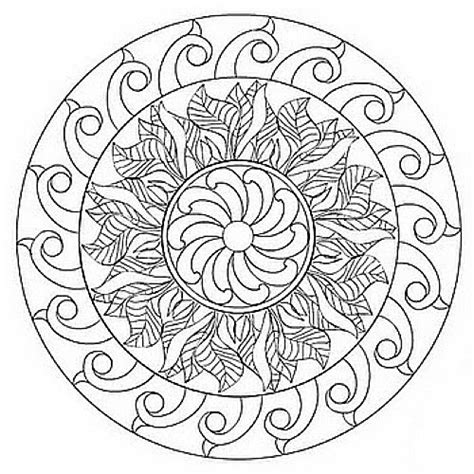 healing mandala coloring pages new moon november 6 2010 flickr photo