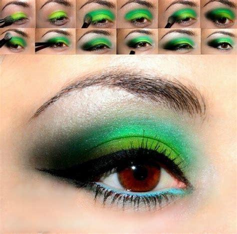 Eye Luvee Green green makeup for brown i makeup