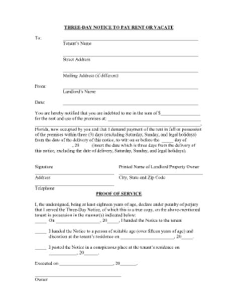 Bill Of Sale Form Texas Eviction Notice Template Fillable Printable Sles For Pdf Word Florida 30 Day Notice To Vacate Template