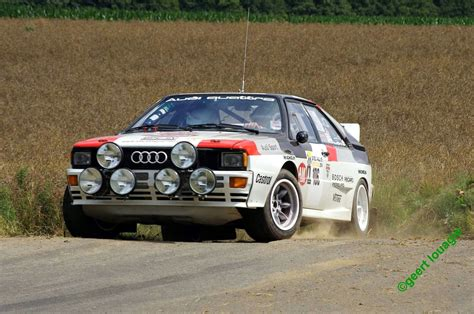 Audi Rallye by Audi Quattro Rally Car Classic Cars Audi