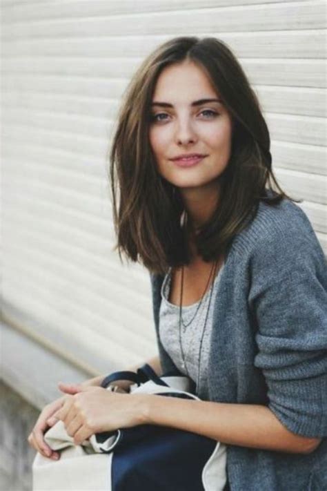 one length haircut below the shoulder google search love hairstyles for shoulder length hair wanna give your