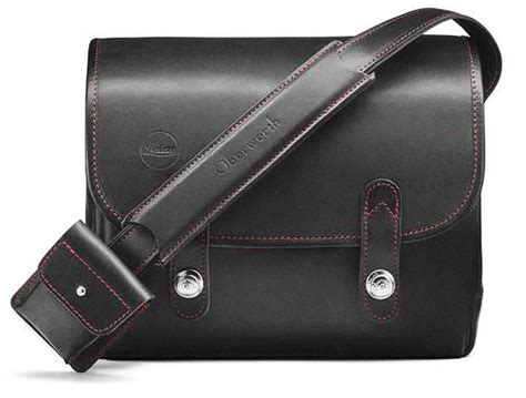leica bags limited edition oberwerth for leica bag set