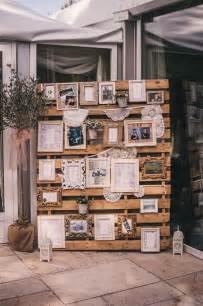 Shabby Chic Boutique Furniture by Ideas Decorativas Con Palets Para Una Boda I Love Palets
