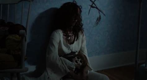insidious film true story review annabelle is not really about the doll bloody