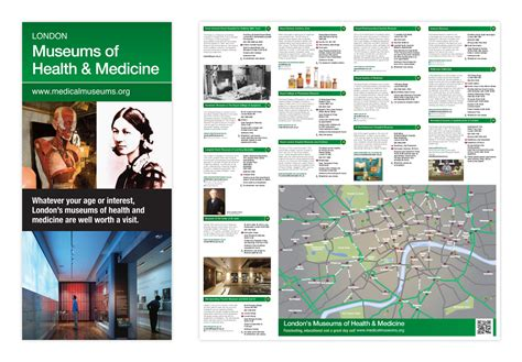 leaflet design in london leisure and tourism sector exles essex from wisdom design