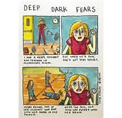 Your Darkest Fears As Creepy Comic Strips 27 Pics  Izismilecom