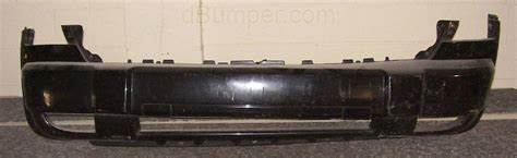 2005 Jeep Liberty Front Bumper 2005 2007 Jeep Liberty W O Tow Hooks Front Bumper Cover