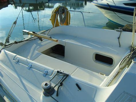boats for sale france ebay jeanneau eolia 25 4 berth sailing yacht with inboard
