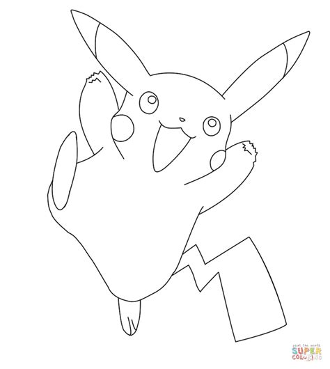 coloring pages of mega pikachu desenhos do pikachu para imprimir e colorir fichas e