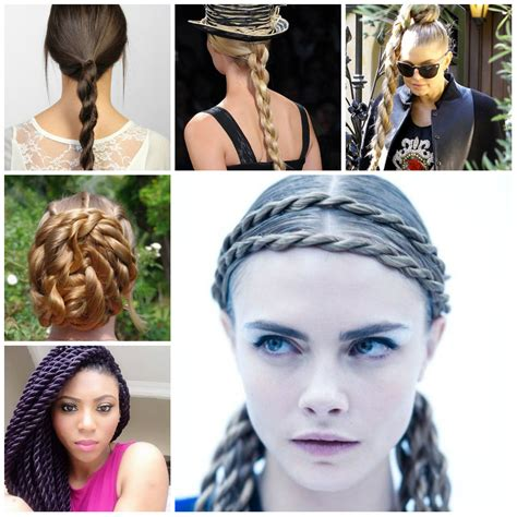 Rope Twist Hairstyle by 2016 Rope Twist Hairstyles Haircuts Hairstyles 2017 And