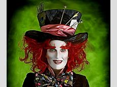 Make your own Mad Hatter Hat and costume - 3 Female Mad Hatter Costume