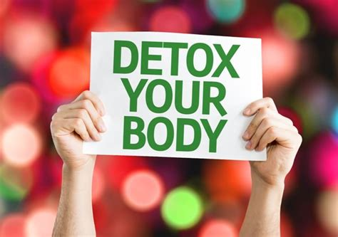 how to detox your