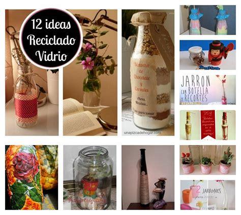 12 ideas creativas con botellas y tarros de vidrio papelisimo 12 estupendas ideas para reciclar el vidrio manualidades