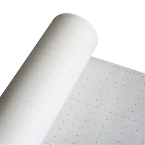 How To Make A Paper Pattern For Sewing - pattern paper dot and cross whole roll 280m sew
