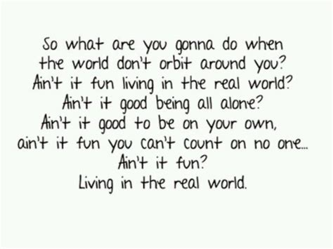 ain t it fun paramore paramore ain t it fun badass quotes pinterest