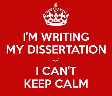 A Masters Dissertation by Masters Dissertation Help When You Feel Overwhelmed