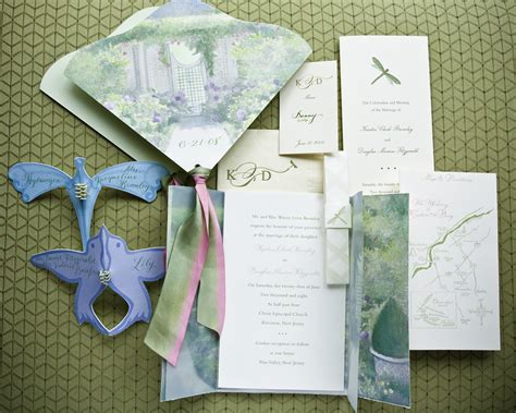 wedding invitation garden theme wedding invitations 4 ways to make yours stand out