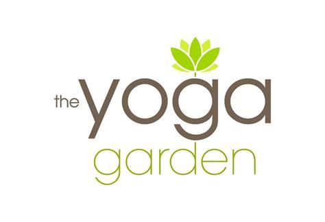 backyard logo the yoga garden logo