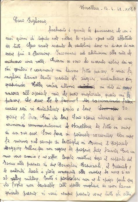lettere dal fronte seconda guerra mondiale le madrine di guerra e i figliocci