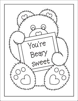 printable cards coloring book templates stuffed animal sewing patterns squishy