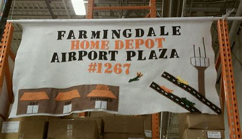 this home depot banner upsets customers for some reason