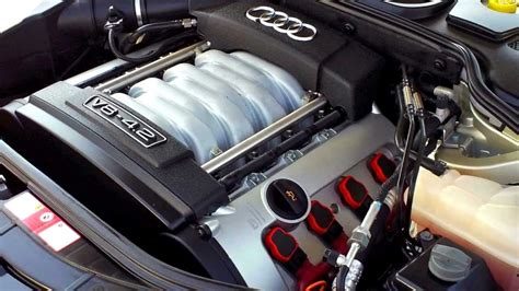 how cars engines work 2006 audi a8 engine control 2006 audi a8 quattro start up quick tour rev 83k youtube