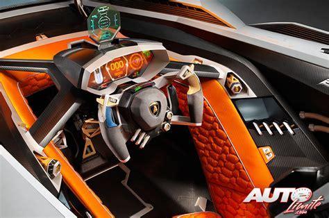 Lamborghini Egoista Gold Interior   johnywheels.com