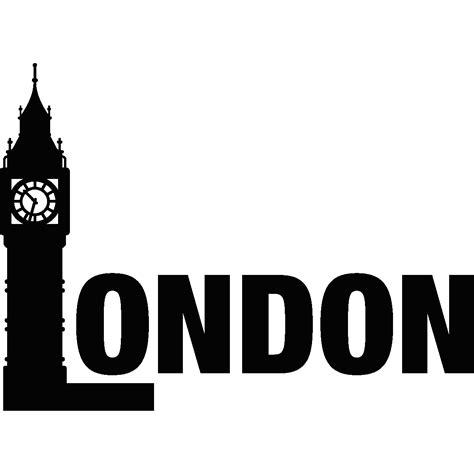 3d Sticker London by Stickers Muraux Pays Et Villes Sticker Londres Avec Big