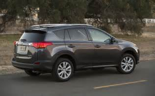 Pictures Of A Toyota Rav4 2013 Toyota Rav4 Look Motor Trend