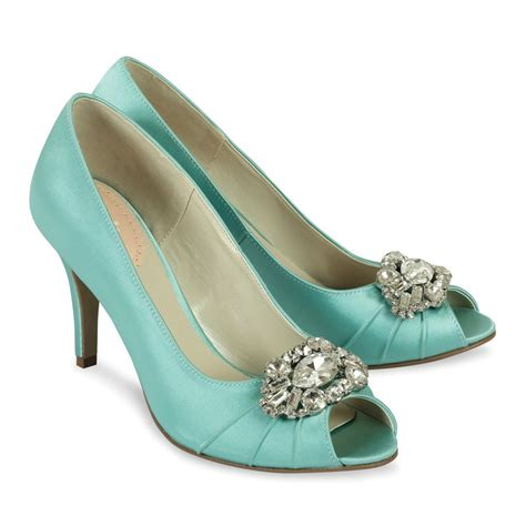 mint green occasion shoes tender paradox pink