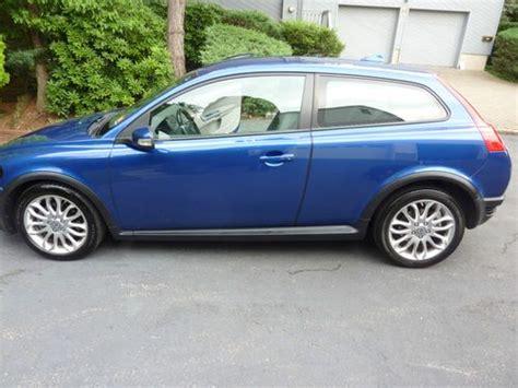 volvo c30 5 door for sale buy used 2008 volvo c30 t5 hatchback 2 door 2 5l in