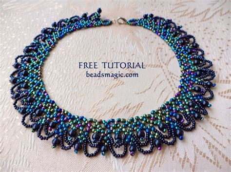 seed bead pattern magic free beading patterns and everything about