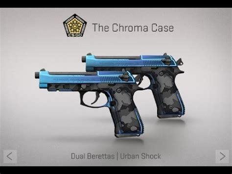 cs:go dual berettas | urban shock | counter strike 1.6