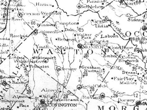 Walton County Ga Records Georgiainfo
