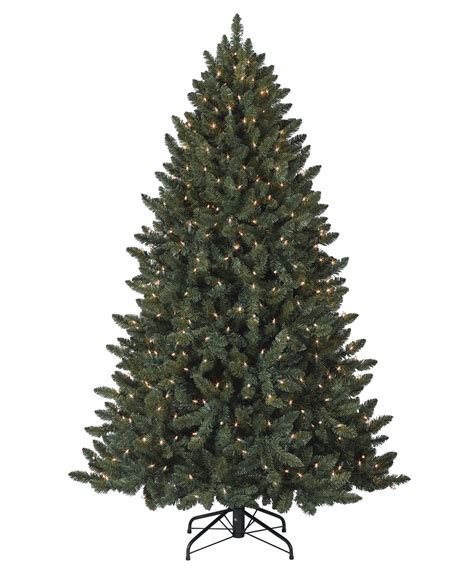artificial christmas tree with led lights