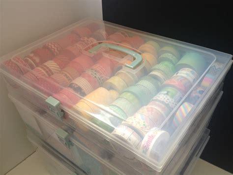 Organizer Tapekabel Organizer finally found a washi storage system that works taniesa vlasak the crafty pickle