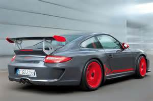 Price Of Porsche 911 Gt3 Porsche 911 Gt3 Rs 2010 Specs And Price For Sale Announced