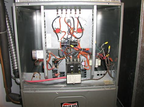 furnace blower capacitor location air handler blower fan never works doityourself community forums