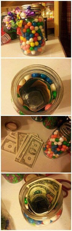 I No Money For Gifts - 1000 ideas about hiding money on households