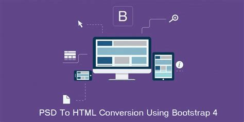 psd to html convert how to bootstrap tutorial for convert psd to bootstrap psd to html expert tips psd to