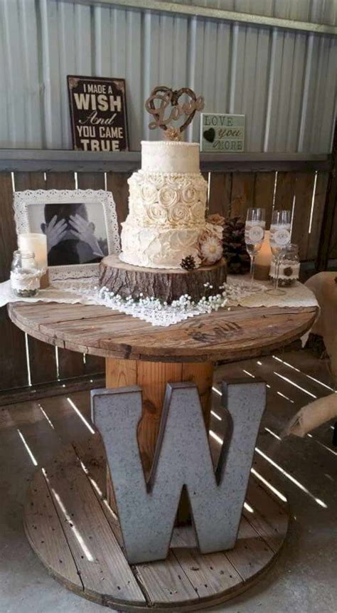 beautiful rustic wedding decorations design listicle